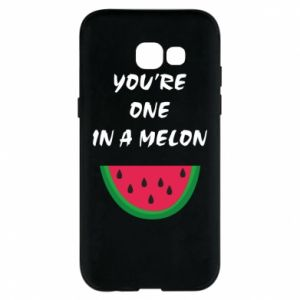 Phone case for Samsung A5 2017 You're one in a melon