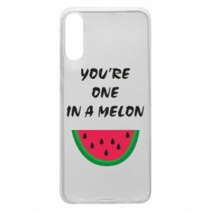 Phone case for Samsung A70 You're one in a melon