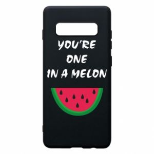 Phone case for Samsung S10+ You're one in a melon