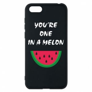 Phone case for Huawei Y5 2018 You're one in a melon