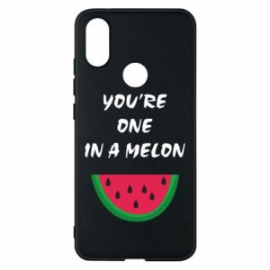 Phone case for Xiaomi Mi A2 You're one in a melon