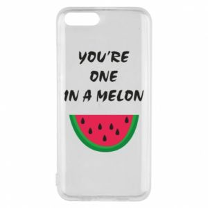 Phone case for Xiaomi Mi6 You're one in a melon