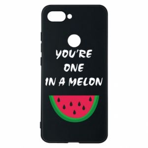 Phone case for Xiaomi Mi8 Lite You're one in a melon