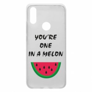 Phone case for Xiaomi Redmi 7 You're one in a melon