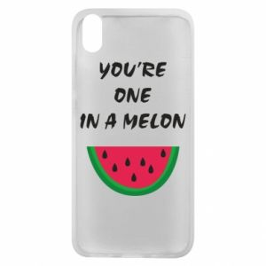 Phone case for Xiaomi Redmi 7A You're one in a melon