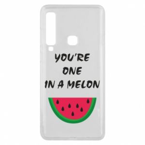 Phone case for Samsung A9 2018 You're one in a melon