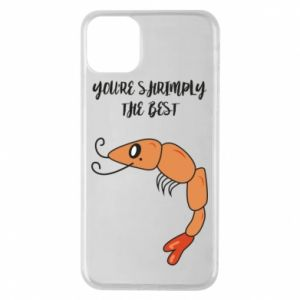 Etui na iPhone 11 Pro Max You're shrimply the best