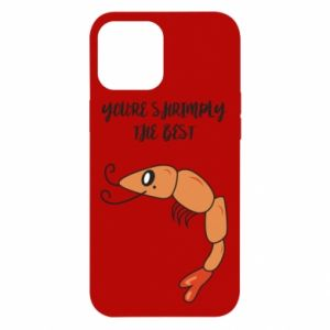 Etui na iPhone 12 Pro Max You're shrimply the best