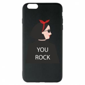 Etui na iPhone 6 Plus/6S Plus You rock
