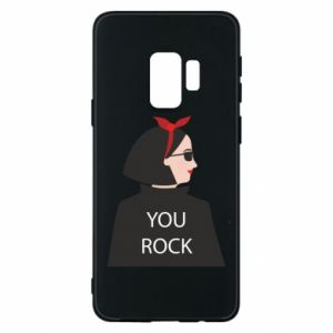 Etui na Samsung S9 You rock