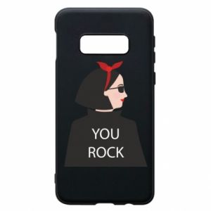 Etui na Samsung S10e You rock