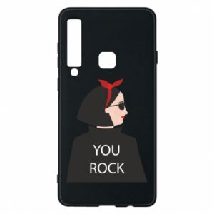 Etui na Samsung A9 2018 You rock