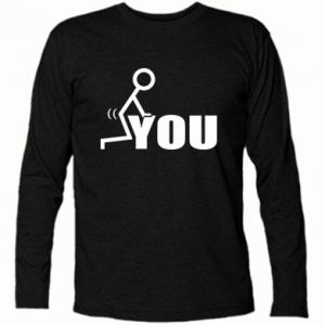 Koszulka z długim rękawem You