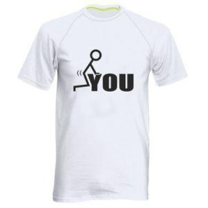 Męska koszulka sportowa You