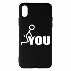 Etui na iPhone X/Xs You