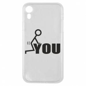 Etui na iPhone XR You