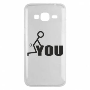 Etui na Samsung J3 2016 You