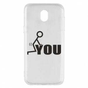Etui na Samsung J5 2017 You
