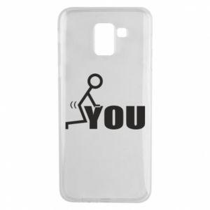 Etui na Samsung J6 You
