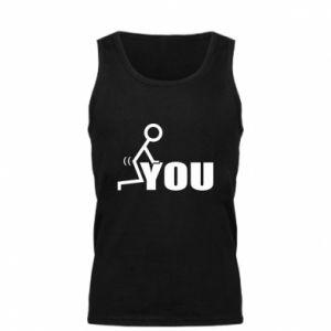 Męska koszulka You