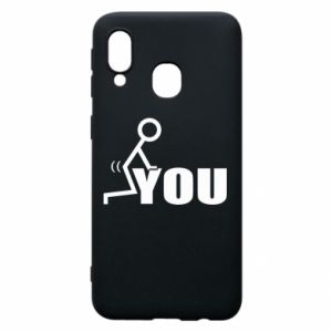 Etui na Samsung A40 You