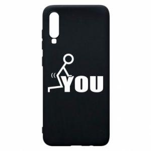Etui na Samsung A70 You