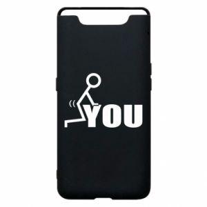 Etui na Samsung A80 You