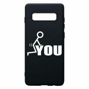 Etui na Samsung S10+ You