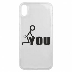 Etui na iPhone Xs Max You