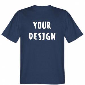T-shirt Your design