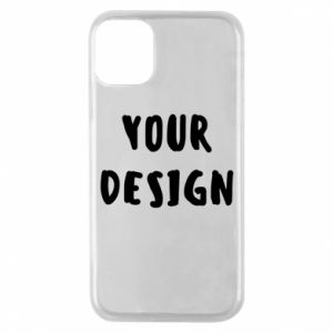 Phone case for iPhone 11 Pro Your design