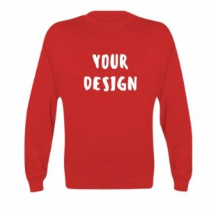 Kid's sweatshirt Your design
