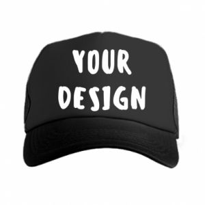 Trucker hat Your design
