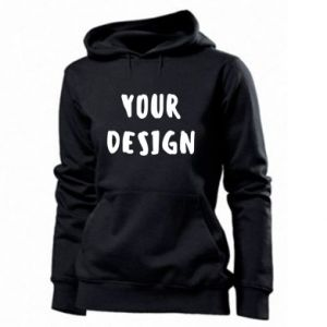 Women's hoodies Your design