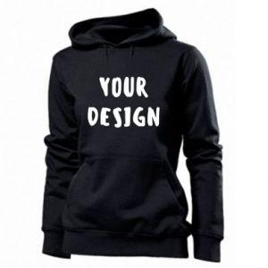 Women's hoodies Your design