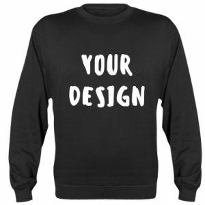 Sweatshirt Your design