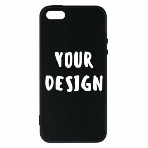 Phone case for iPhone 5/5S/SE Your design