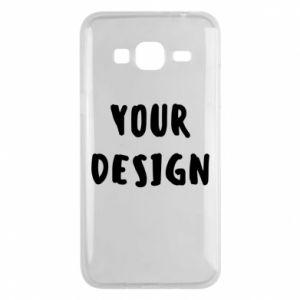 Phone case for Samsung J3 2016 Your design