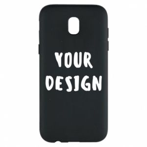 Phone case for Samsung J5 2017 Your design