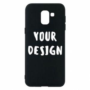 Phone case for Samsung J6 Your design