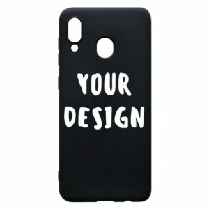 Phone case for Samsung A30 Your design