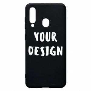 Phone case for Samsung A60 Your design