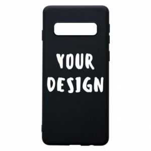 Phone case for Samsung S10 Your design