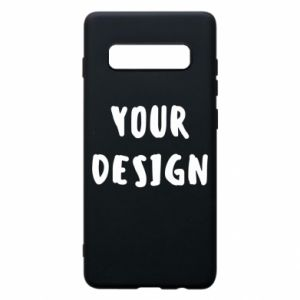 Phone case for Samsung S10+ Your design