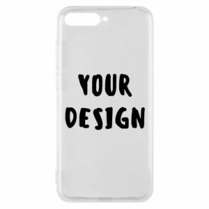 Phone case for Huawei Y6 2018 Your design