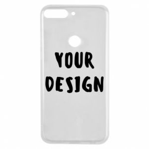 Phone case for Huawei Y7 Prime 2018 Your design
