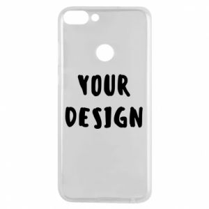 Phone case for Huawei P Smart Your design