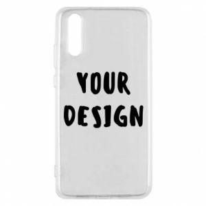 Phone case for Huawei P20 Your design