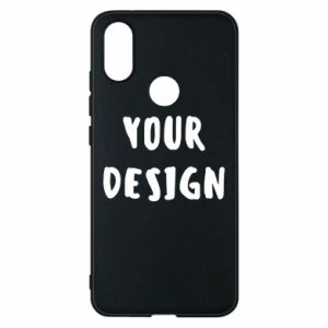Phone case for Xiaomi Mi A2 Your design