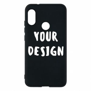 Phone case for Mi A2 Lite Your design